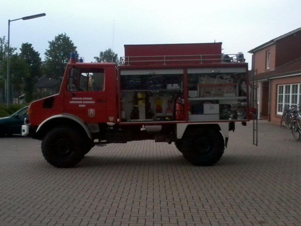 TLF 8 Gehrde Ausser Dienst