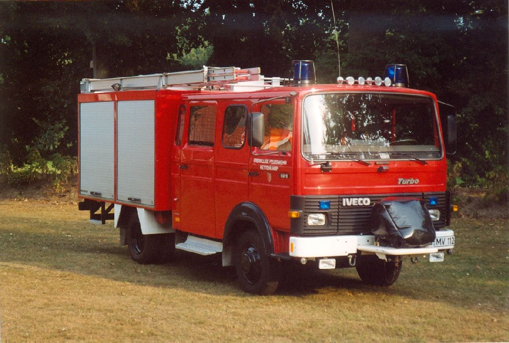 LF 8 Kettenkamp